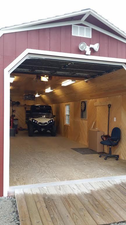 Portable Garage Workshop Portable Garages Canada 1 888 290 8277