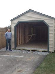 Portable Garage Videos - Portable Garages Canada 1-888-290 ...