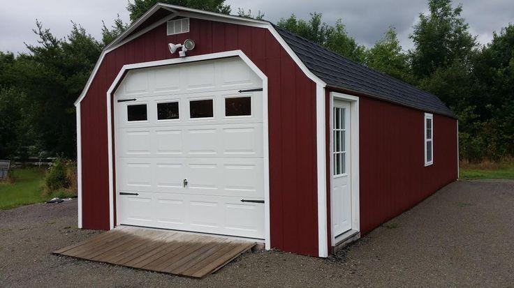 Portable Garage Workshop - Portable Garages Canada 1-888 ...