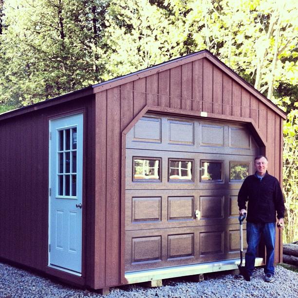 Portable Garage Videos - Portable Garages Canada 1-888-290 ...